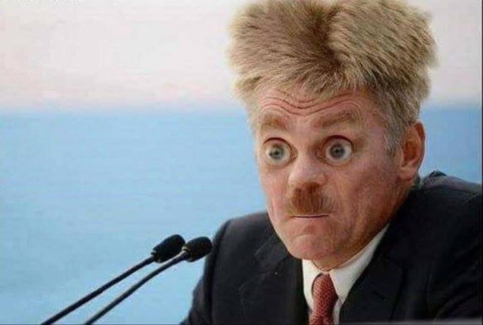 """Нужно понять, есть ли перспективы у такой встречи и как быть с """"нормандским форматом"""", - Песков о предложении Зеленского по переговорам с Путиным - Цензор.НЕТ 8651"""