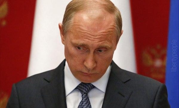 Путин попал в рай